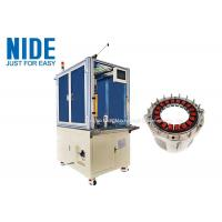 Quality Auto 18 Slots Electric Stator Coil Winding Machine Customized Color 380V Voltage for sale