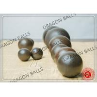 Quality Customized Material Grinding Media Steel Balls For Cement Plant  / Power Station for sale