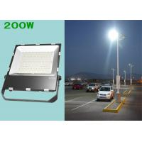 Quality 200w waterproof outdoor led flood lights, high lumen industrial outdoor led flood light fixtures For Billboard Lighting for sale