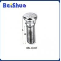 Quality Galvanized Wheel Bolt And Nut Manufacture,Export Truck Wheel Hub Bolts and Nuts, Hub Bolt And Nut OEM for sale