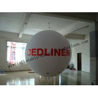 Waterproof Inflatable Advertising Helium Balloons With 540*1080dpi Digital Printing For Advertising