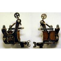 Quality Professional Manual strong copper Brass Tattoo Machine Gun set for sale