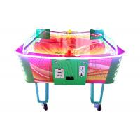 Quality Colorful Amusement Game Machines Professional Air Hockey Table With Table Tennis for sale