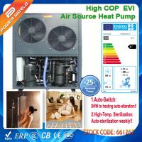 Quality EN14511 18.8kw Air To Water Air Source Heat Pump For Room Heating / Residential Hot Water for sale