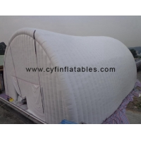 China 40×12M PVC inflatable big tent  inflatable Wedding tent on sale