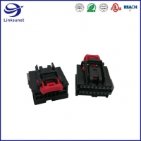 Quality OCS 0.64 Female 2 row electrical connectors for semiconductor distributors for sale