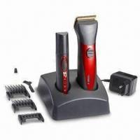 China Rechargeable 2-in-1 Hair Clipper with Rechargeable and Cordless Features on sale