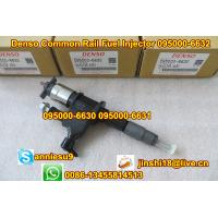 Quality Denso Common Rail Injector 095000-6630 095000-6631 095000-6632 for NISSAN MD90 for sale
