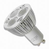 China Dimmable 3W CREE LED GU10 Spotlight on sale