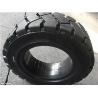 China Pneumatic Solid tyre for loader, grader on sale