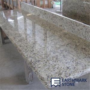 China Giallo Ornamental Granite Countertop on sale