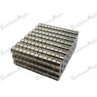 "Quality Cylinder Permanent Neodymium  Magnet 3/4dia x 3/8"" thick For Electric Products for sale"