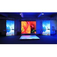 Quality 1920HZ Indoor Advertising Led Display Screen P4 Synchronization Control For Concert for sale