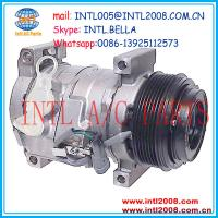 China Denso 10S17F compressor for GMC Sierra 1500 2500 3500 4.3L 6.6L /Chevrolet Silverado Express 1500 2500 3500 447220-4361 on sale