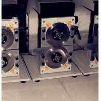 Buy Accuracy Adjusting V Cut PCB Depaneling Machine With Circular Blades at wholesale prices