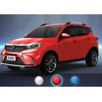 Buy cheap RWD Wheelbase Mini Electric SUV With Air Conditioner 350km Travel Range Red from wholesalers