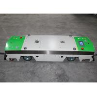 Quality Durable Bi Directional Tunnel AGV Automated Guided Vehicle For Chemical Industry for sale