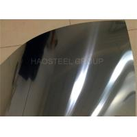Quality 300 Series Inox 304 304L Stainless Steel Coil Mirror Finish Surface for sale