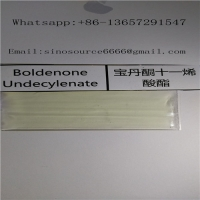 Buy cheap Yellow Oil Boldenone Steroid Undecylenate / Equipoise CAS 13103-34-9 Bodybuildin from wholesalers