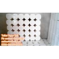 Quality 3 ply 350 sheets toilet tissue paper for sale