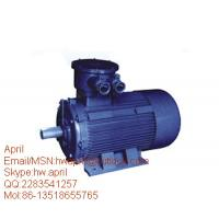 Quality YBD change pole explosion-proof three-phase asynchronous motor for sale