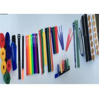 Quality Durable Various Shape Wire Cable Ties , 1 / 2 Wide Custom  Cable Ties for sale