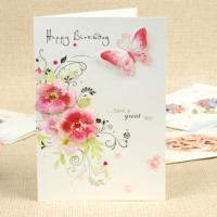 Quality greeting card printing  for sale