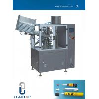Quality Fully Automatic Tube Filling Machine , Tube Sealing Machine High Filling Accuracy for sale