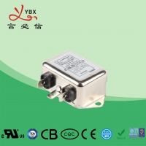 Quality EMI Single Phase Emi Filter For Datacom Equipment ROHS Certification for sale