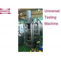 Quality Computer Controlled Universal Testing Machine Laboratory Equipment 1%-100%FS for sale