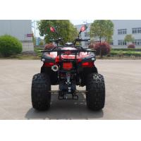 Quality 200CC Utility ATV With Reverse , Oil-Cooled Engine for sale