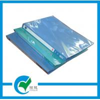 Quality Blue Level Arch Binder File Folder with Gloss Lamination Surface Finishing for sale