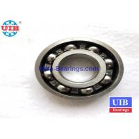 6206 Open Conveyor Roller Bearings 30*62*16 Mm C4 High Precision Anti Friction