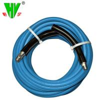 Quality 1/4 inch id 3100 psi 50ft length pressure washer hose for sale