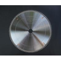 Quality 18 Inch Aluminium Cutting Blade Customized Round Disk Burr Free Anti Rust for sale