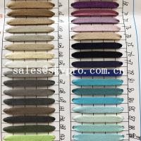 Quality Resistant  PU Synthetic Leather soft leather fabric materials for sale