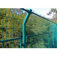 Quality hot dip galvanized wire grip mesh fence for sale