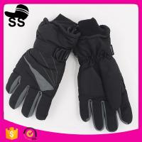 China 2017 Stock Windproof Winter Sports Durable Color Fingers Men Ski Glove Protective Gloves on sale