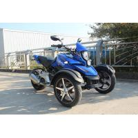 Quality Chinese wholesale new 4 stroke safe professional racing electric tricycle for adults for sale