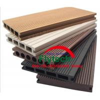 Quality PE PP BASED WPC DECKING FLOORING MAKING MACHINE / WPC DECKING EXTRUSION PRODUCTION LINE / WPC FLOORING PLANT for sale