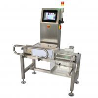 Buy cheap High Speed Automatic Checkweigher For Chemical , Battery Industries from wholesalers