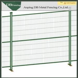 temporary fence,powder coated canadian portable panels,6ft x 10ft canada temporary fence panel