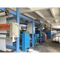 Quality Industrial Purposes Nonwoven Production Line Gas Direct Heating 300cm Working Width for sale