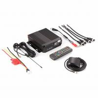 China 4G GPS WiFiSD Mobile DVR 720P MDVR kit Real Time Remote Monitor On PC Smartphone on sale