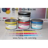 Quality FLYING Lithography Dye Sublimation Inks (FLYING SUBLIMATION PRINTING INK) for sale