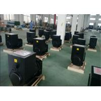 Quality IP22 Single Phase Diesel AC Generator Green 7kw 7kva 50hz 1500RPM for sale