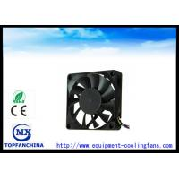 Buy cheap Plastic Frame Computer Electronics Cooling Fans 12v Axial Blower Fan from wholesalers
