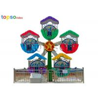 Quality Ferris Wheel Amusement Park Rides 220V 12 Seats Popular For Children for sale