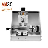 Quality jewelery tools and machine am30 small portable wedding ring engraving machine inside and outside cnc ring engraver for sale