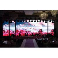 Quality Outdoor Full Color Led Display Energy Saving , P3.91 P4.81  HD Led Stage Display Screen for sale